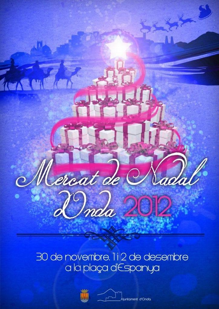 """""""Mercat de Nadal 2012"""""""