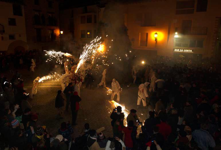 San Antonio es una de las fiestas tradicionales con más arraigo