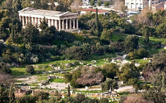 Turismo Atenas