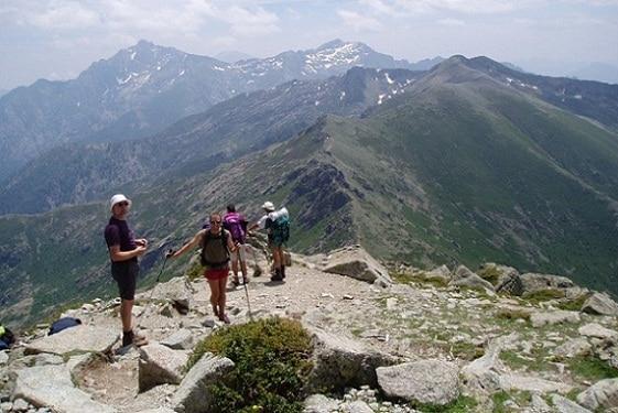 Turismo Corcega