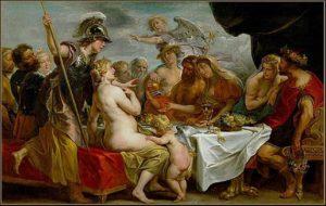 Boda de Tetis y Peleo
