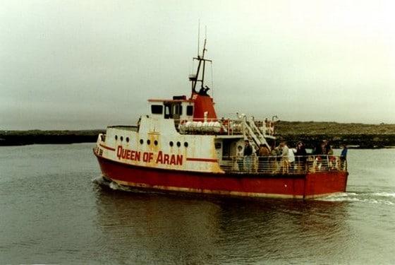 ferry a las Islas Aran