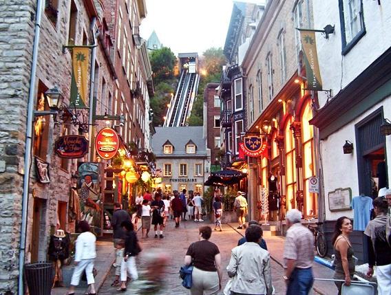 turismo Quebec