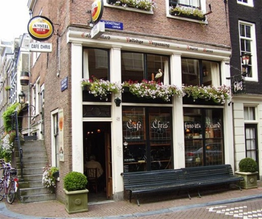 Cafes Amsterdam