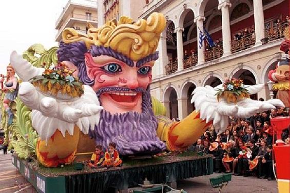 Carnaval Atenas