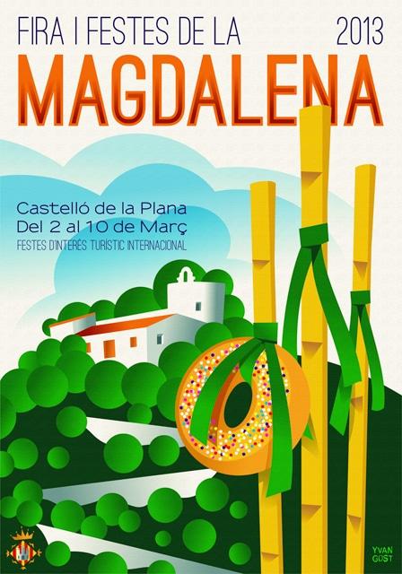 Fiestas de la Magdalena de Castellón2013.