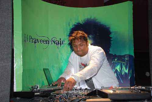 DJ Praveen Nair