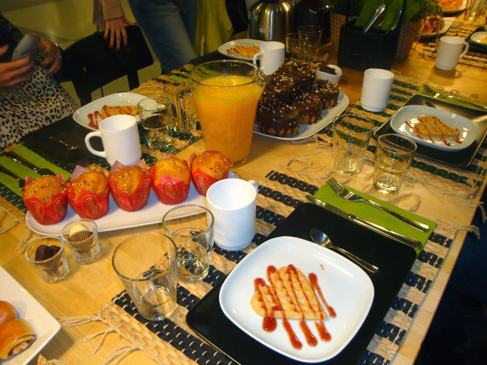 desayunos típicos de suecia