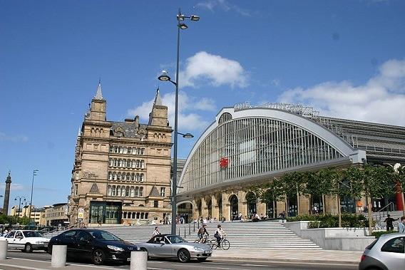 Transporte Liverpool