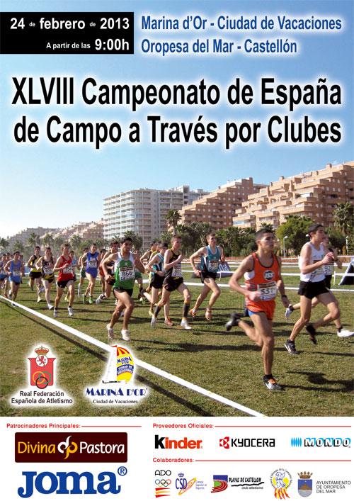 XLVIII Campeonato de España de Campo a Través por Clubes