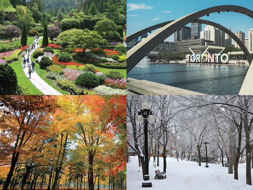 Resultat d'imatges de clima canadà