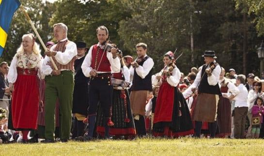 Festivales Suecia