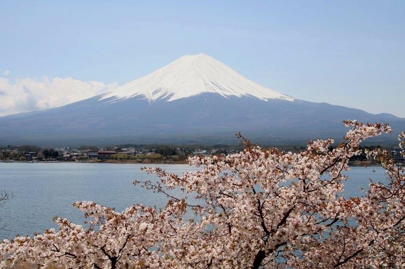 Isla de Honshu en Japón