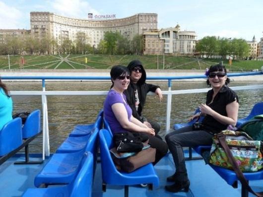 cruceros Moscú