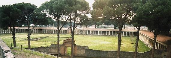 Palestra en Pompeya