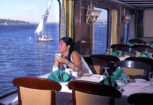 Cruceros Nilo