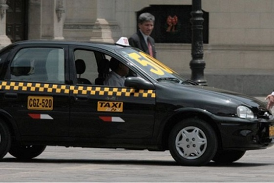 Taxis Lima