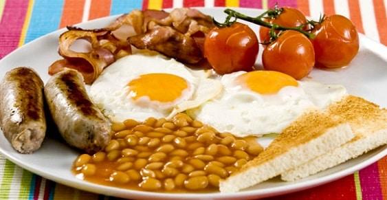 cocina inglesa