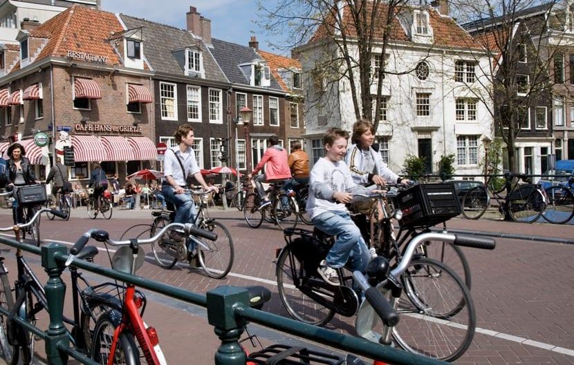 Holanda en Bicicleta