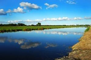 Lago en Holanda