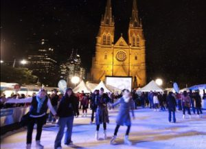 Sidney Winter Festival
