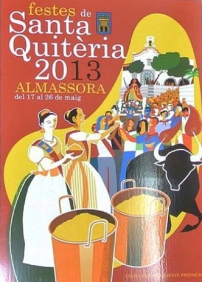 Fiestas de Santa Quiteria de Almazora 2013