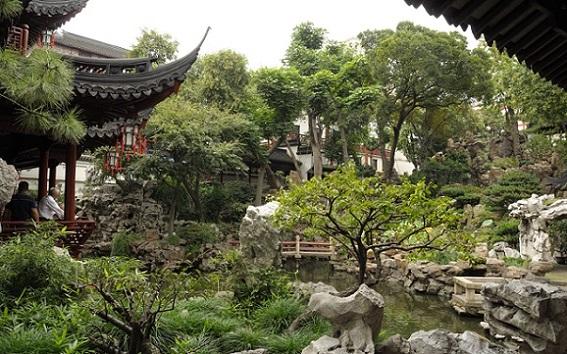 Un paseo por el jard n yu yuan de shanghai for Jardin yu shanghai