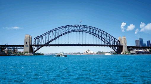 Puente de la Bahía de Sídney