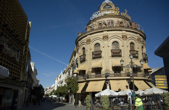 Calles Jerez