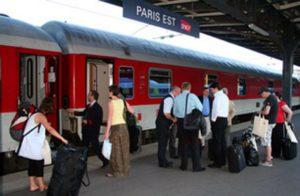 Estación de tren de París