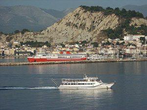ferry a Zakynthos