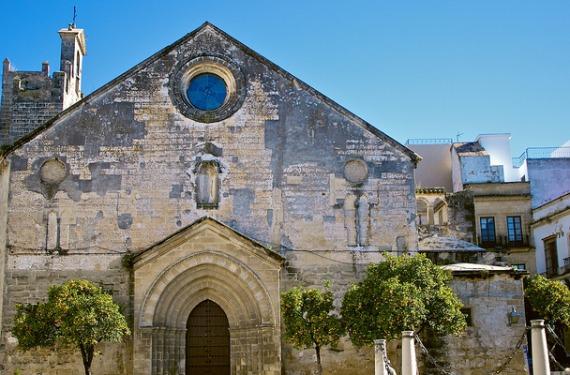 Iglesia en Jerez
