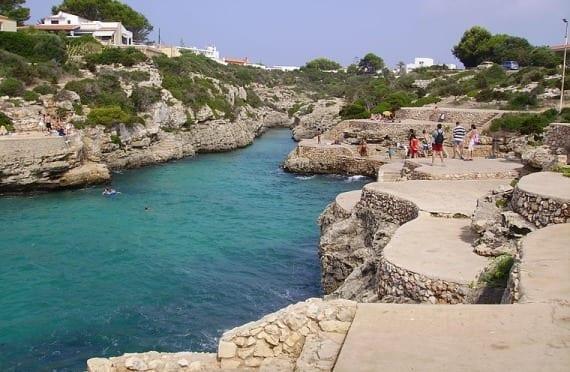 playa Menorca