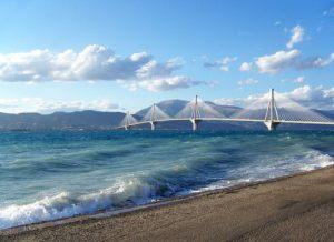 Puente Río Antirio
