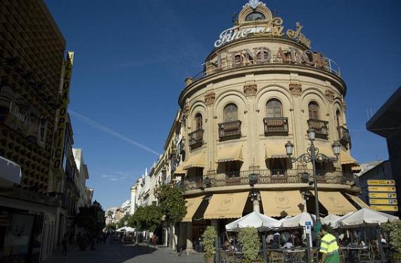Centro de Jerez