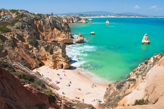 Playas Algarve