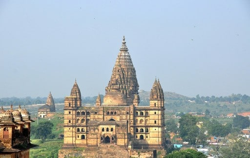 Templo Chaturbhuj