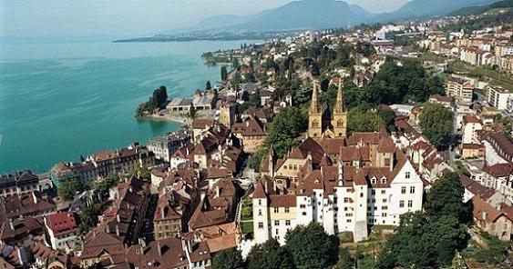 Vacaciones Suiza3 Los 5 pueblos tradicionales más bellos de Suiza