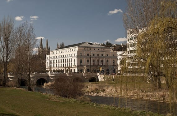 Edificios en Burgos