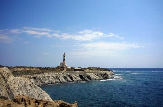 Cabo en Menorca