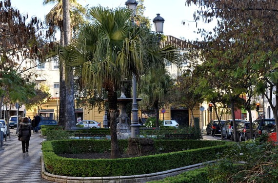 Alameda en Jerez
