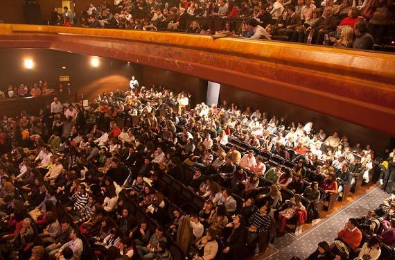 Teatro Villamarta en Jerez