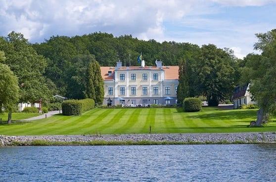 Hoteles rurales de lujo en suecia kragga herrgard for Hoteles rurales de lujo