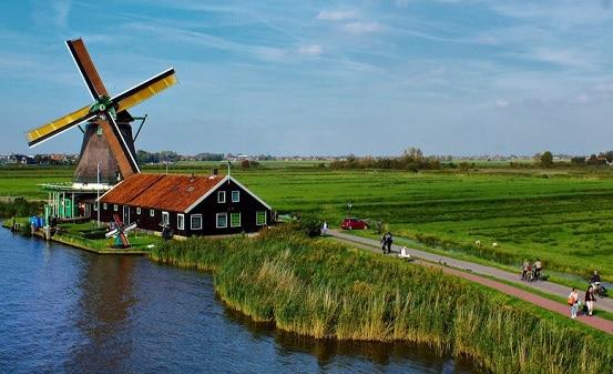 Vacaciones Holanda