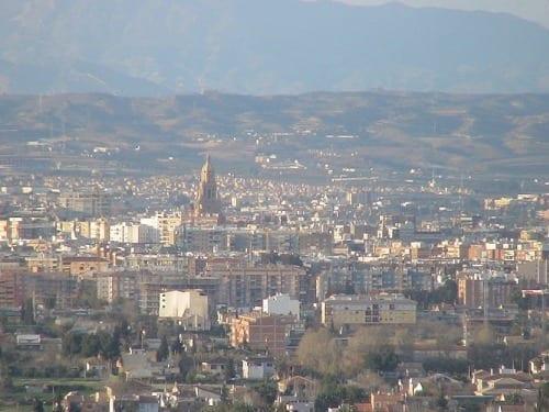 Santuario en Murcia