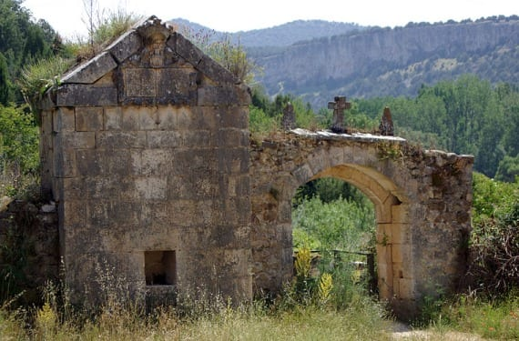 Monasterio en Burgos