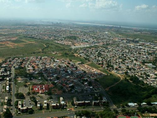Puerto Ordaz en Venezuela
