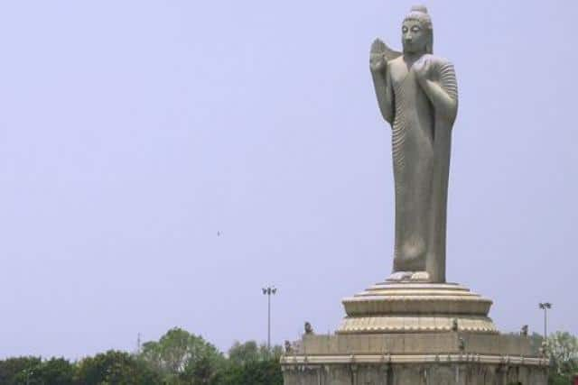 Estatua del Buda de Hyderabad