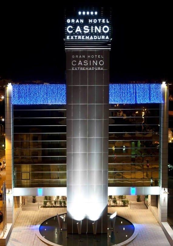 Gran Hotel Casino de Extremadura 1
