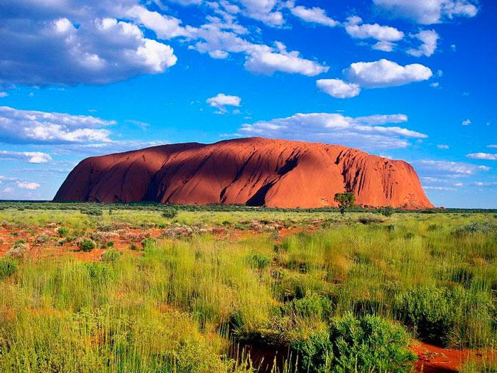 Parque Nacional Uluru-Kata Tjuta